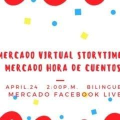 Mercado Virtual Storytime with Rosi