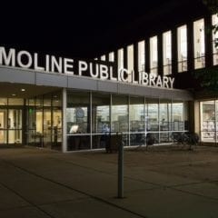 Moline Library Furloughs All Employees, Future Uncertain