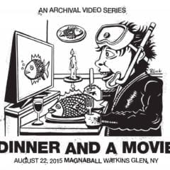 Experience Dinner and a Movie with Phish!