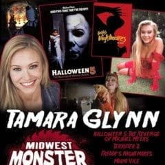 Tamara Glynn Stalking Into Midwest Monster Fest