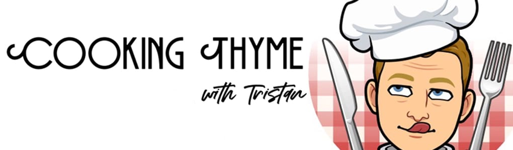 Cooking Thyme With Tristan