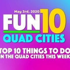 10 Fun Things To Do Week of May 3rd: Curbside Concerts, Arts Festivals, Movies and MORE!