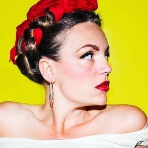Q-C Burlesque Dancer Reveals More Than Skin in First Novel