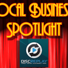 Local Business Spotlight: Disc Replay