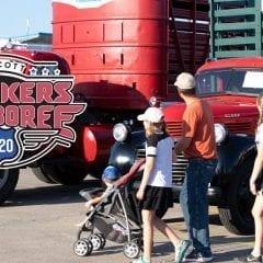 Virtual Walcott Truckers Jamboree Revs Up in July