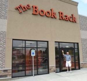 Book Rack Davenport Opening Up Monday