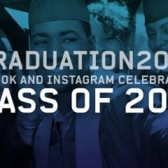 #Graduation2020: Facebook and Instagram Celebrate the Class of 2020