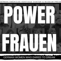 Power-Frauen: German Women Who Changed the World