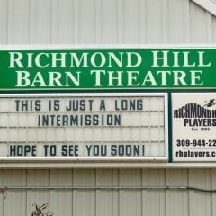 Richmond Hill Players Auditions, Summer Shows, Canceled