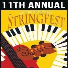 Giles Joslyn Memorial StringFest Going Online