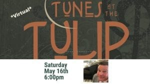 Virtual Tunes at the Tulip with Freddy Allen