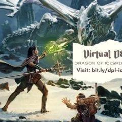 Virtual D&D – Dragon of Icespire Peak