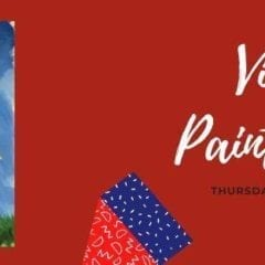 Virtual Paint Party with The Pot Shop
