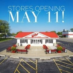 Quad-Cities Whitey's Stores Re-Opening May 11!