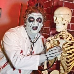 Dr. San Guinary's Creature Feature Debuts Saturday In The Quad-Cities!