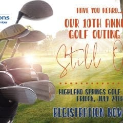 Transitions Annual Golf Outing Teeing Off July 24
