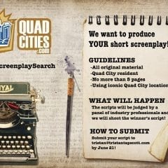 Enter QuadCities.com's Screenwriting Contest!