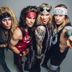 Heavy Metal Rules With Steel Panther Rockin' Rhythm City!