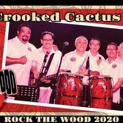 The Crooked Cactus Band Live at Tangled Wood