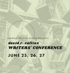 David R. Collins Writers Conference Starts Thursday In Virtual Format