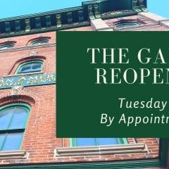 GAHC Reopens Tomorrow!