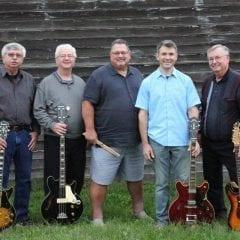 Glory Days Garage Band Rolls Into Bishop Hill