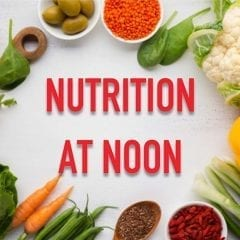 Nutrition at Noon: Meal Plan Like a Pro