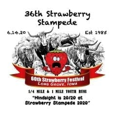 Stomp Over To Long Grove For Strawberry Stampede