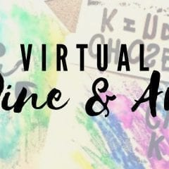Virtual Wine & Art with the Figge!