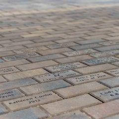 Bricks Available for Final Phase of the Western Illinois University Alumni Plaza