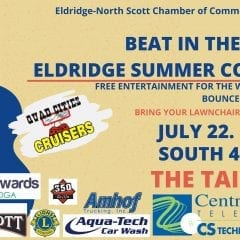 Eldridge Takes the Beats to the Streets