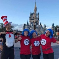 Quad-Cities' Disney World Equity Performers Are Missing Stage, Despite Reopening