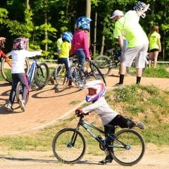 East Moline BMX League Offers Inside Look at Open House