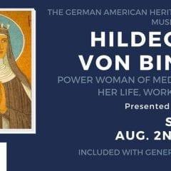 GAHC Cancels Hildegard von Bingen: Power Woman of Medieval Times
