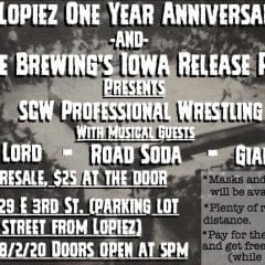 LoPiez and WAKE Brewing Join Forces for the Ultimate Party