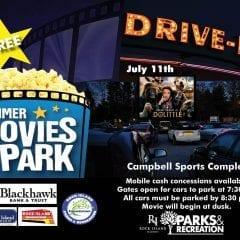 Drive Into This Movie Night