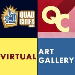 QuadCities.com Virtual Art Gallery Features Bruce Walters!