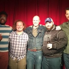 The Speakeasy Laugh Hard Comedy Show Returns