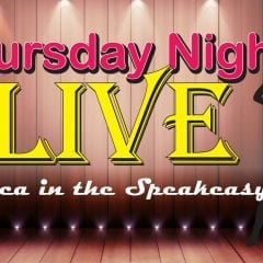 Thursday Night Live at Circa '21 Speakeasy