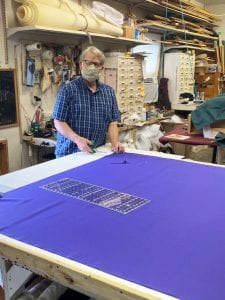 Western Illinois University Partners with Business to Provide Face Coverings for Fall Semester