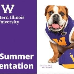 Western Illinois University New Student Virtual Orientation Session Scheduled for July 15