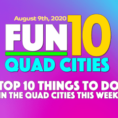 10 Fun Things To Do Week of August 9th: Hot Air Balloons, Floatzilla, Live Music and MORE!