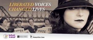 Quad-Cities Joins Centennial Celebration of Women's Suffrage