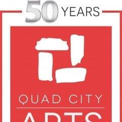 Quad City Arts Celebrates Its 50th Anniversary This Fall