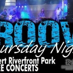 Get Your Groove On Thursday Night!