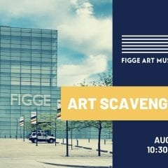 Celebrate 15 Years of the Figge with Art Scavenger Hunt
