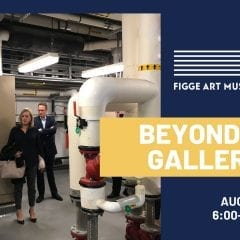 Go Beyond the Galleries at Figge Art Museum