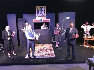 Black Box's '39 Steps' Opens Tonight In Moline