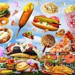 Fair Food Fest at Mississippi Valley Fairgrounds