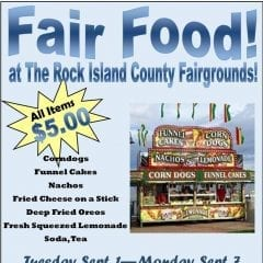 Get Your Fair Food Fix This Week!